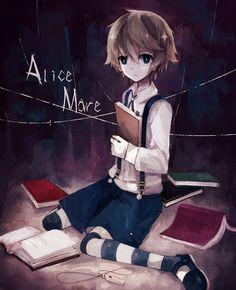 Tags: Cyan (artist), Alice Mare, Allen (Alice Mare)