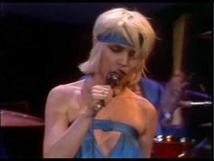 heart of glass • blondie • 1979 • live on the midnight special