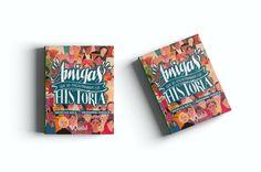 Autoras lançam livro que conta histórias de amizade entre mulheres – PopFino Friendship, Books, Women, Authors, Historia