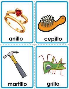 Picture Preschool Spanish, Spanish Activities, Alphabet Activities, Teaching Spanish, Infant Activities, Preschool Activities, Learning Websites For Kids, Baby Learning, Learning Tools