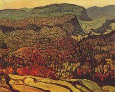 Forest Wilderness - J. E. H. MacDonald