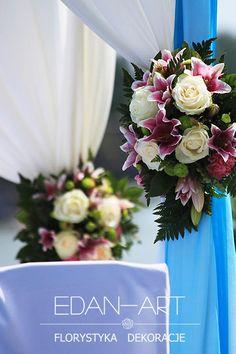 Ślub w plenerze, Mikołajki, Hotel Gołębiewski, Warmińsko-Mazurskie Edan-Art #wesele #slub