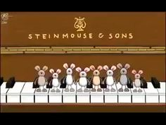 Happy Birthday Musical Mice - Steinmouse & Sons Happy Birthday To You. This Happy Birthday song is one of the best Happy Birthday Videos with Happy Birthday . Happy Birthday Animated Cards, Happy Birthday Song Video, Happy Birthday Music, Birthday Wishes Cake, Happy Birthday Wishes Cards, Happy Birthday Celebration, Happy Birthday Images, Happy Birthdays, Sister Birthday
