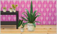 LinaCherie: 2 more plants • Sims 4 Downloads