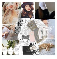 """You be my princess"" by lildeerling ❤ liked on Polyvore featuring Datura, Chanel, Polar, Assouline Publishing, Valentino and Converse"