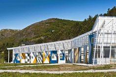 SUB cabins - Stokkøya Sjøsenter Trondheim, Perfect Place, Norway, Scandinavian, Places To Go, Fair Grounds, Exterior, Landscape, Architecture