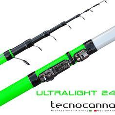 Canna Bolognese Tecnocanna Ultralight 5 mt