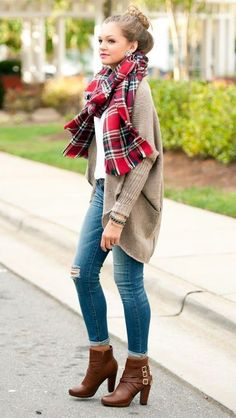 How to wear Ankle Boots Outfit in Style? (45 Ideas) - Latest Fashion Trends