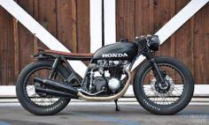 1975 Honda CB 550 Custom Build [sold]  $7,000.00