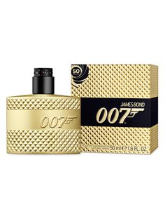 James Bond Gold Limited Edition EDT 50ml