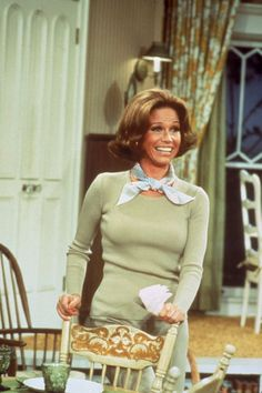 Mary Tyler Moore -- I just love her!!