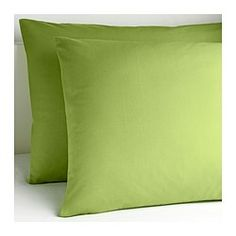 DVALA Pillowcase - Queen - IKEA - could use another set of these