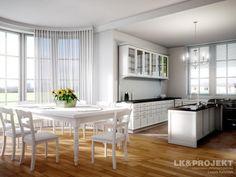 Dom, projekty domów gotowy, domy jednorodzinne projekty, dom, projekty domów – LK & PROJEKT LK&925