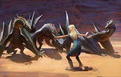 #GameofThrones #JurassicWorld #thatscene