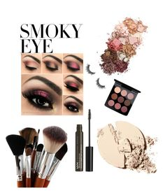 """Beauty"" by pollyanna29 ❤ liked on Polyvore featuring beauty, Sigma, MAC Cosmetics and NYX"