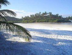 Praia Cai n'Água, Ilhéus (BA)
