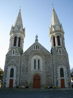 Eglise Saint-Martin de Bain-de-Bretagne