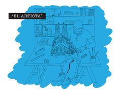 21 tipos de arquitectos que conocerás en tu oficina