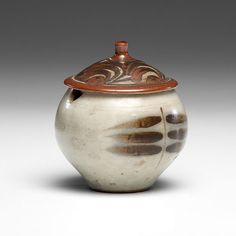 Bernard Leach  (1887-1979; Hong Kong/Britain) (5/9/2014 - Cowans + Clark + DelVecchio Modern: Live Salesroom Auction)