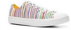 Converse Chuck Taylor All Star Striped Sneaker - Womens on shopstyle.com