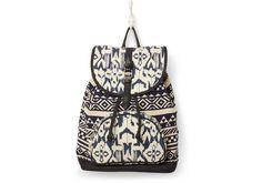 TOMS Indigo Ikat Traveler Backpack