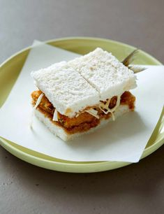 Try our katsu sandwich recipe with sardines. This Japanese sandwich is a twist on the classic chicken katsu sandwich recipe with Japanese tonkatsu sauce Katsu Sandwich Recipe, Sushi Sandwich, Best Sandwich Recipes, Easy Japanese Recipes, Japanese Food, Chef Recipes, Fish Recipes, Japanese Sandwich, Ramen Dishes