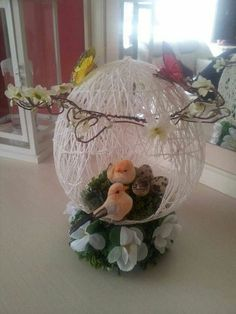 Ideas crochet basket easter projects for 2019 Easter Projects, Easter Crafts, Fun Crafts, Diy And Crafts, Crafts For Kids, Spring Crafts, Holiday Crafts, Diy Y Manualidades, Easter Crochet