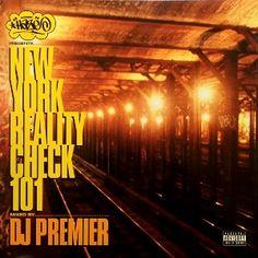 V.A. - NEW YORK REALITY CHECK 101 - BBQ Records - bbqrecords.jp -