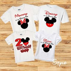 Hey, I found this really awesome Etsy listing at https://www.etsy.com/listing/521999768/mickey-mouse-family-shirts-birthday-boy