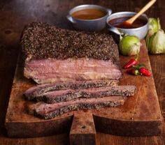 The Chew: Michael Symon's Braised Brisket Recipe Ingredients