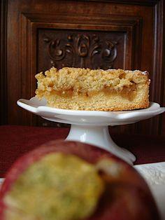 Μηλόπιτα πανεύκολη με ζύμη τραγανή - Miss Tasty Vanilla Cake, Sweets, Desserts, Recipes, Food, Tailgate Desserts, Deserts, Gummi Candy, Candy