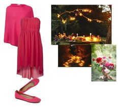 """""""Midsummer's Romance"""" by snazzydiva2002 on Polyvore featuring art"""