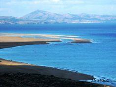 Playas de Sotavento en el municipio de Pájara