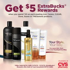 #ad Great products to get the hair style you want are on sale at CVS #YSYW
