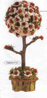 topiaria | croche croche