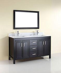 19 top bathroom vanity images bathroom double sink vanity double rh pinterest com