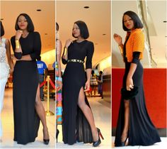 Aug, 17 2012 1:10 pm  Fashion Bombshell of the Day: Abby from Nigeria