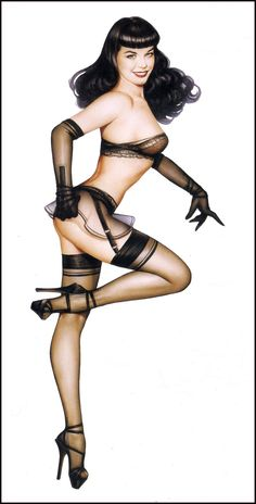 olivia de berardinis | Taverna do Peregrino: Olivia De Berardinis: Pin-Ups com Puro Erotismo