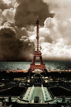 Eiffel Tower  - Explore the World with Travel Nerd Nici, one Country at a Time. http://travelnerdnici.com/