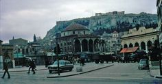 Vintage Athens-- the city that is now, only available in memories and images. So much has changed in the Greek capital since these images were taken. Athens History, Greek History, Kai, Magnified Images, Cinema Theatre, Athens Greece, Old Photos, 1960s, Places To Go