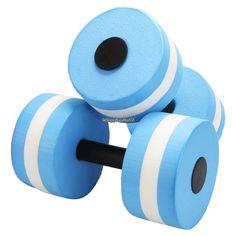 Fitness KIT water fitness dumbbell swim belt aqua aerobics pool running #UnbrandedGeneric