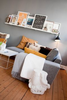 interior design hardwood floors crown molding cozy - Google Search