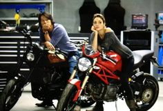 Sung Kang | Gal Gadot - my two favorites from Fast and Furious