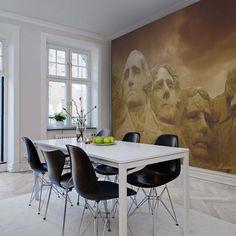 Painéis Fotográficos - Travel - Painel Fotográfico Rushmore