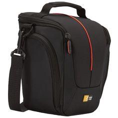Case Logic DCB306K SLR - Funda para cámara, nilón, negro: Amazon.es: Electrónica
