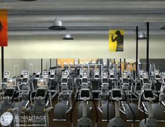 Apple =  a separate Cupertino-based off-site employee fitness center