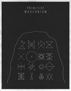 Primitive Modernism, SACRED SHAPES