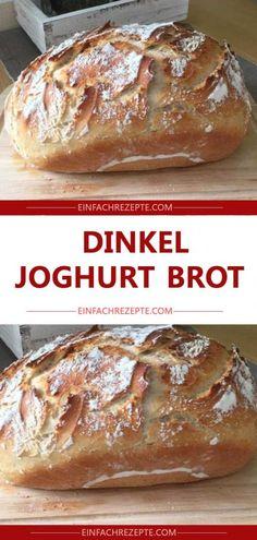 Zutaten700 g Dinkelmehl Type 630100 g Roggenmehl350 ml Wasser, lauwarm20 g Hefe3 TL, gestr. Salz1 EL Honig150 g Joghurt