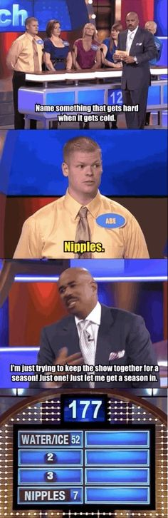 "This is just science! | 19 Times ""Family Feud"" Contestants Spoke The Damn Truth"
