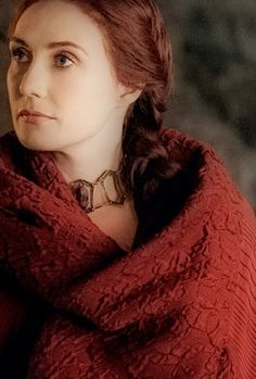 Melisandre, I would love to master her ability to silence people with a look